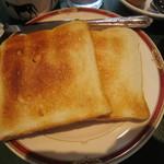 カフェ&バー コルト - トースト