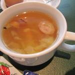 53652151 - 野草スープ
