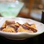 大極殿本舗 - 琥珀流し ミニわらび餅セット