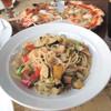 Serubajina - 料理写真:夏野菜のペペロンチーノ