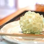 甘楽 花子 - 料理写真:緑蔭