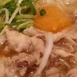 丸源ラーメン - 肉そばの肉は美味しい 2016.7