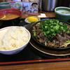 Machikadoya - 料理写真:牛タン切り落とし定食