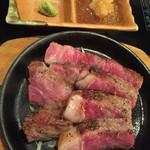 十焼十鍋 - A5ランク 宗谷黒牛サーロインステーキ(150g) 1500円