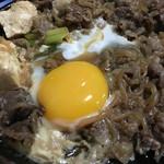 居酒屋 とんぼ - 大皿の肉豆腐