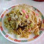 葉華楼 - 料理写真:皿うどん