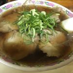 第一旭 - 料理写真:ラーメン小 550円