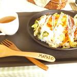 マハロ - ロコモコ、850円