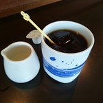 53664122 - 食後のアイスコーヒー