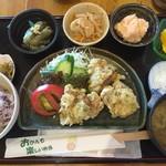 伝統食カフェ~楽膳~ - 日替りランチ 800円