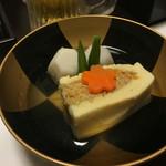 だいこん家 - 射込み豆腐も良い味でした!