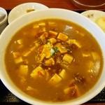 香港亭 - マーボ麺