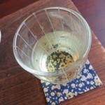 月天心 - 冷たい煎茶