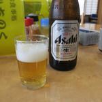 みちのく食事処 - ビール