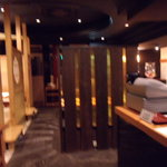 十割蕎麦 道菴 - 店内に入ると温かな雰囲気でこれは本格的な隠れ家!?