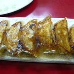 麺工房 - 餃子¥300