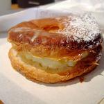 センダイコーヒースタンド - クロナッツ(メープルグレーズカスタード味)