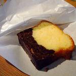 センダイコーヒースタンド - パウンドケーキ(プレーン&チョコレート)