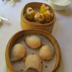 Celebrity Cuisine - 鮮蝦餃、蟹子焼賣