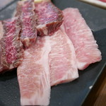 焼肉 乙ちゃん - ハラミと豚トロ