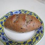 ブランジュ オガタ - 料理写真:ごぼうパン150円です。