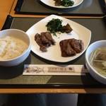 伊達の牛たん本舗 - 牛たん定食