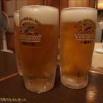 53692064 - 生ビールで乾杯だ!(2016/6/17)