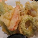 53694246 - 夏野菜の天ぷら(700円外)
