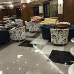 レアル プリンセサ・リカルディーナ 磯上邸 - 二階パーティースペース、床もピカピカ