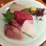 磯元 - 地魚盛り合わせ