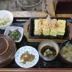 53696556 - 焼きどうふ定食