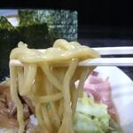 つけめん あびすけ - 2016年6月 特製味噌らーめん 1000円