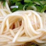 来来亭 - 「こってりラーメン」麺