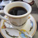 琥珀亭 - コーヒー
