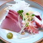 木の蔵 - お肉とお魚のランチのお魚だけ
