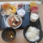 亀の井食堂 - 料理写真:BF