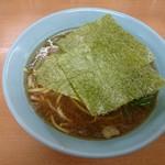 極楽汁麺 らすた - 2016年6月 ラーメン 620円