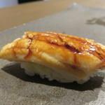 鮨 櫂 - 煮穴子
