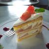 トロワズィエム マルシェ - 料理写真:2016.7 季節の生ケーキ