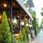 スペインバル ラパエラ - 北山通りにある店舗