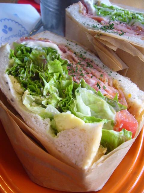 ジェミニーズ - サンドイッチ