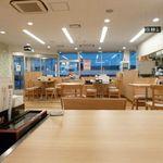 吉野家 - 店内の様子 店内は広々としています。