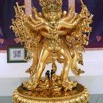 梵我蓮 - カーラチャクラ父母仏