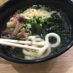 53710469 - 肉うどん(小)