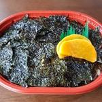 道の駅 みなとまーれ寿都 - 料理写真:船澗弁当 600円