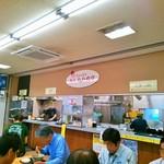 愛鷹パーキングエリア(下り)・スナックコーナー - 店内