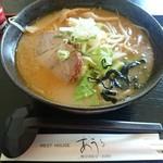 あうる - 料理写真:味噌ラーメン(手作り味噌)750円
