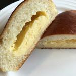 ポラリス - クリームパン 中