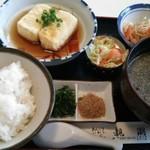 親潮 - 【夏期】 冷汁定食