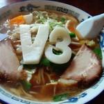 福八 - V3ラーメン(醤油)